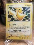Pikachu #012 Rare Holo Black Star Promo Nrmnt 2003 pokemon TCG Beautiful card!!