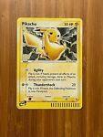 Pikachu 012 Holo - Black Star Promo - Pokemon Card