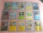 23 Pokemon Cards Holos Mew XY192, Pikachu SM162, Celebi 029 Promo (w/swirl!!)
