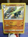 Galarian Sirfetch'd SV064/SV122 Pokemon TCG Shining Fates Shiny Vault Light Play