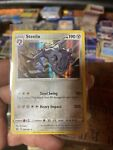 Steelix HOLO RARE 099/163 SWSH Battle Styles Pokemon Card TCG Near Mint