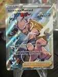 Rapid Strike Style Mustard 162/163 - Pokemon TCG Battle Styles - Full Art - NM