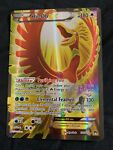 Pokemon Breakpoint Ho-Oh EX 121/122 Full Art Holo Never Played Near Mint NM/M