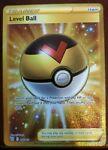 Level Ball - Pokémon TCG Battle Styles Secret Rare Gold Card, #181/163
