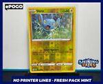 Shinx 031/072 REVERSE HOLO Pokémon Card - Pokemon TCG Shining Fates - MINT PSA ✅