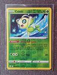 Celebi REVERSE HOLO RARE 003/072 Shining Fates Pokemon TCG Card Near Mint