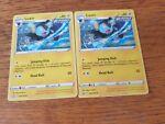 2 X Pokemon Battle Styles Rapid Strike Luxio 047/163 TCG Near Mint condition