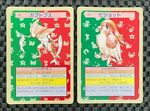 Pokemon Card Japanese Topsun Kabutops No 141 Pidgeot No.018 Bandai Vintage 1995