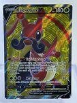 Pokemon Battle Styles Kricketune V 142/163 Full Art NM/M IN HAND