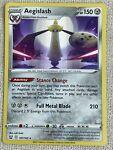 Pokemon - Aegislash - 107/163 - Holo Rare - Battle Styles - NM/M - New