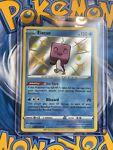 Eiscue SV035/SV122 Pokémon Shining Fates Shiny Vault Shiny Holo Rare NM