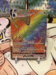 Pokemon Rainbow Corviknight VMAX Secret Rare 171/163 Battle Styles - Near Mint/M