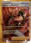 Pokemon TCG Battle Styles 163/163 Single Strike Style Mustard Full Art UltraRare