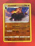 Coalossal, 080/163 Battle Styles, Reverse Holo Rare, M/NM, Pokemon TCG