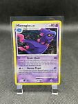 Pokemon TCG 2008 MISMAGIUS LV 33-7/100 Stormfront Holo Rare card vintage LP