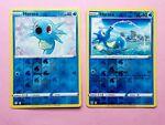 Pokemon Card Horsea Reverse Holo 020/072 Shining Fates NM 031/163 Battle Styles