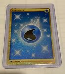 Pokemon Card Water Energy 231/198 Gold Chilling Reign