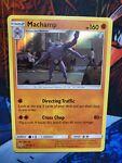 Machamp Pokemon Card 13/18 Detective Pikachu Holo NM