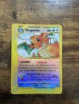 2002 Pokemon Expedition Dragonite Reverse Holo Card 9/165 *LP - See Pics*