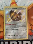 Pokemon Shining Fates Galarian Stunfisk SV088/SV122 Shiny Holo Rare NM/M