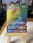 Alcremie Vmax (073/072) 💎 Pokemon Shining Fates - Rainbow Secret Rare NM-Mint