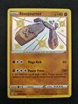 Pokemon Stonjourner Shining Fates SV075/SV122 Rare NM