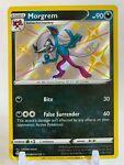 Morgrem - SV084/SV122 - Shining Fates - Shiny - Pokémon TCG Card - NM