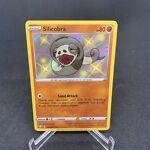 Silicobra SV070/SV122 Shiny Holo Rare Shining Fates Pokemon Card