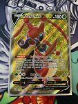 Kricketune V 142/163 Battle Styles Full Art Ultra Rare Pokemon Card W TOP LOADER