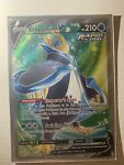Empoleon V 145/163 Battle Styles NM Full Art Ultra Rare Pokemon Card