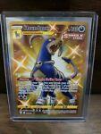 Houndoom Full Art 179/163 Battle Styles Pokemon Card Gold Secret Rare- Free Ship