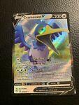 POKEMON TCG CARD Cramorant V 054/072 Shining Fates 2021 Ultra Rare Holo - NM