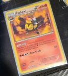 Emboar BW21 Black & White Promo Fire Stage 2 Holo Pokemon Card