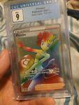 Phoebe Full Art Rainbow CGC 9 175/163 - Pokemon Battle Styles 🔥