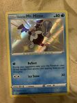 Galarian Mr. Mime SV020/SV122 Pokemon TCG Shining Fates Shiny Vault Mint