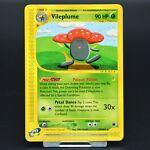 69/165 Vileplume Expedition Base Set Pokemon Card Near Mint WOTC