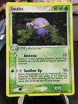 Pokemon Card Ex Hidden Legends Swalot 50/101.