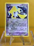 Jirachi 8/101   Ex Hidden Legends   Reverse Holo   2004   Pokemon M-NM