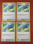 Pokemon Battle Styles - Uncommon - Fan of Waves 127/163 - 4X PLAYSET NM