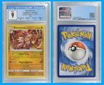 Kommo-O CGC 9 Holo Dragon Majesty 54/70 Pokemon card not PSA