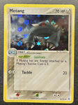 Pokemon Card EX Hidden Legends Metang Reverse Holo 44/101 - LP