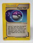 Pokémon Master Ball 143/165 Expedition Base Set Uncommon