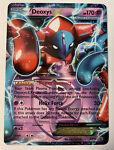 Pokemon TCG - Black Star Promo Deoxys EX Ultra Rare - BW82 RF#2