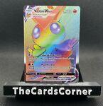 Pokemon Victini VMAX Full Art Hyper Rare (165/163) SS Battle Styles (NM)