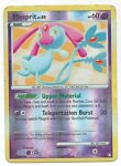 Pokemon Card: Mesprit REVERSE HOLO 14/123 Mysterious Treasures Set Rare! GD