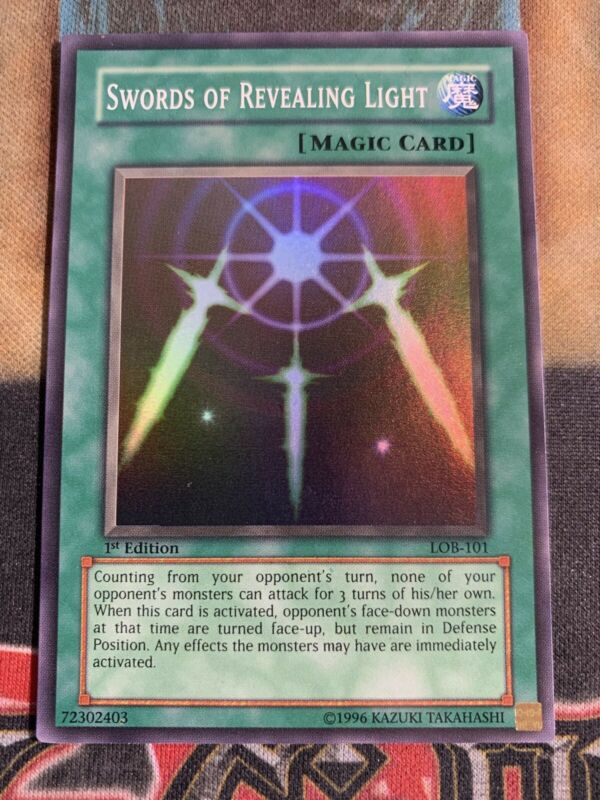Common Unlimited Edition x3 Lightly Pl SYE-039 Swords of Revealing Light