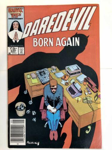 Daredevil Comic Book #232 Marvel Comics 1986 NEW UNREAD NEAR MINT